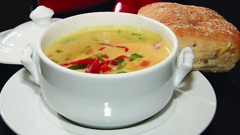 Curry Suppe - Rezept